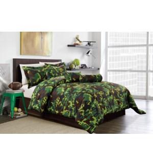 KING- 7PC COMFORTER SET- 4/BOX