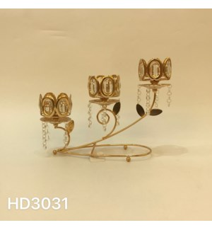"""CANDLE HOLDER 14.58*11.03""""/ (6 PC /BOX)"""
