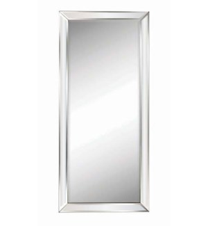 "MODERN FRAME MIRROR 30""X70"" --1/BOX"