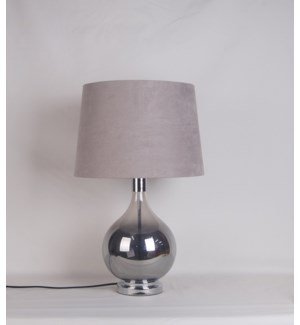 "21""H - TABLE LAMP (S: 11""X13""X9"")  -  4/ BOX"