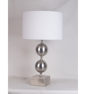 "26.8""H - TABLE LAMP (S: 14""X14""X10"")  -  4/ BOX"