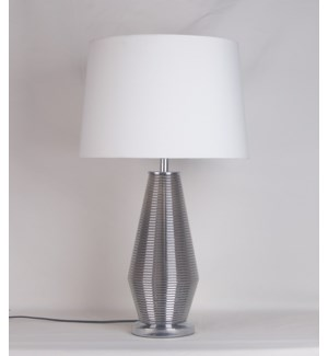 "25""H - TABLE LAMP (S: 13""X15""X10"")  -  4/ BOX"