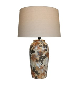 "25""H - TABLE LAMP -  1/ BOX"