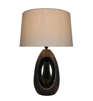 "25""H - TABLE LAMP -  2/ BOX"