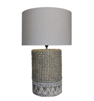 "27.8""H - TABLE LAMP -  1/ BOX"