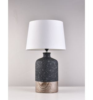 "24"" LAMP WITH SHADE -  4/BOX"