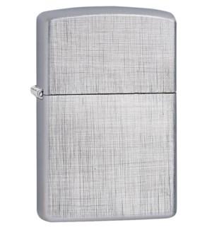 Linen Weave Zippo