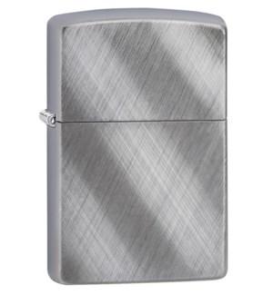 Diagonal Weave Zippo