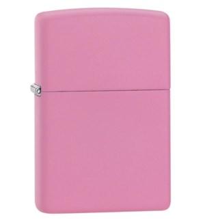 Pink Matte Zippo