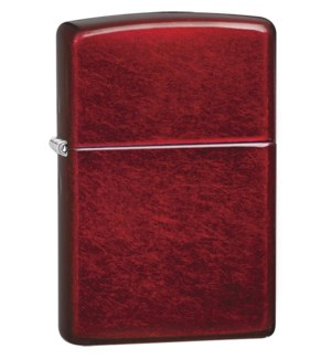 Candy Apple Red Zippo