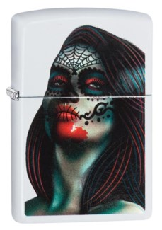 Day of the Dead Zippo
