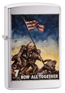 Made In USA Zippo