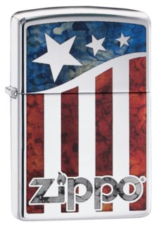 US Flag Zippo
