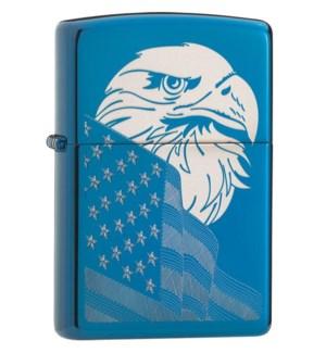 Eagle & Flag Zippo