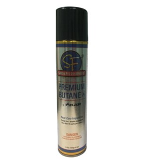 Smoker Friendly Butane