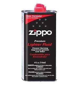 Zippo Fuel - 4 oz.