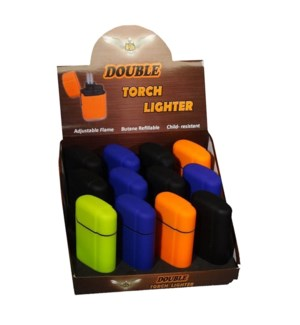 Double Torch Lighter
