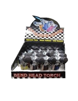 Bend Head Torch Lighters
