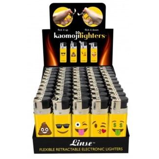 Linse Emoji Lighter