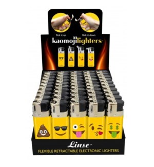 Linse Emoji Lighter