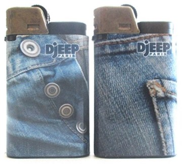 Djeep Lighters - Blue Jeans