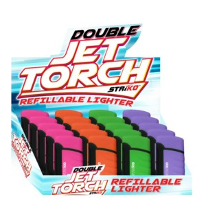 Striko Jet Torch Lighters - 121
