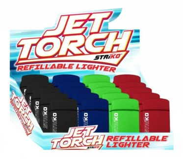 Striko Jet Torch Lighters