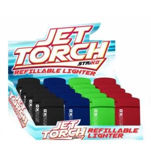 Striko Jet Torch Lighters - 122