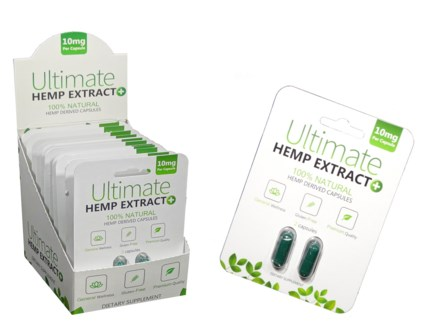 Ultimate Hemp Extract