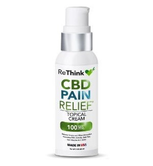 ReThink CBD Pain Relief Cream