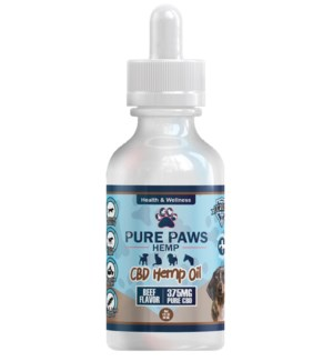 CBD Oil For Dogs - Beef Flavor