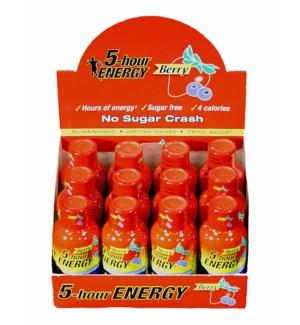 5 Hour Energy - Berry