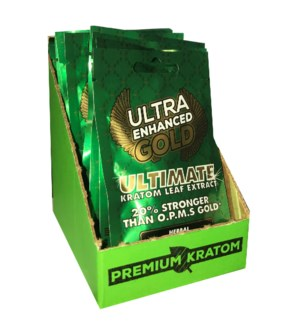 Ultra Enhanced Gold Ultimate Capsules