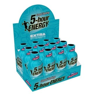Extra Strength 5 Hour - Blue Raspberry