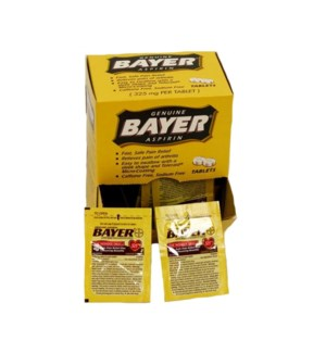 Box Bayer (25 pouches per box)