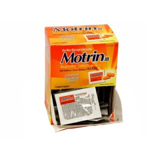 Box Motrin (50 pouches per box)