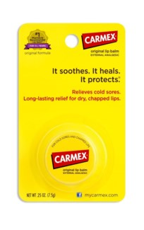 Carmex Jar - Carded