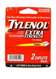 HS Tylenol ES
