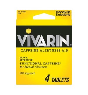 HS Vivarin Caffeine Tablets