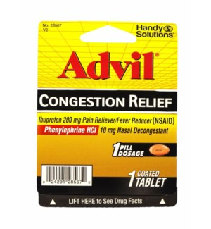 HS Advil Congestion