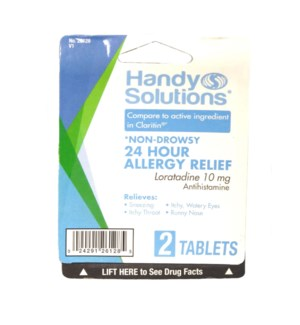 HS 24 Hour Allergy Relief
