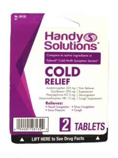 HS Cold Relief