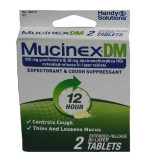 HS Mucinex DM