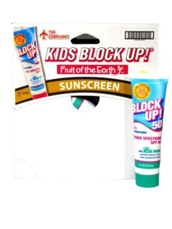 Kid's Block up SPF 50