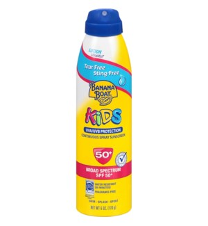 Banana Boat Kid's Sunscreen Spray
