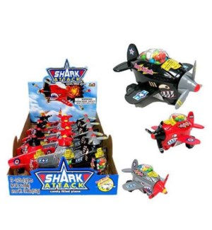 Shark Attack - Candy Filled Plane