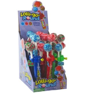 Lolli-Go-Round Spinning Suckers