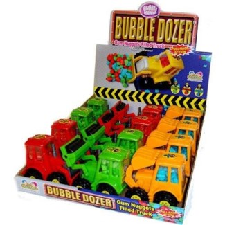 Bubble Dozer Gum Nuggets