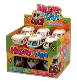 Happy Van Candy Filled Van
