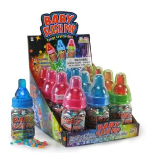 Baby Flash Pop Candy